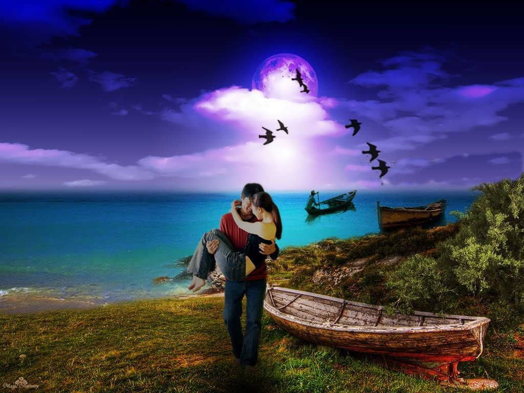 Romantik Resimler
